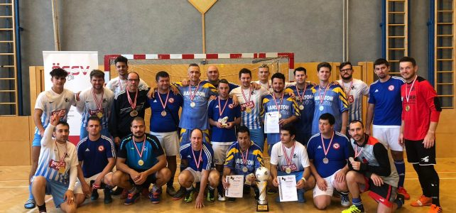1. Futsal Cup 2019 am 7. September 2019 in Kottingbrunn