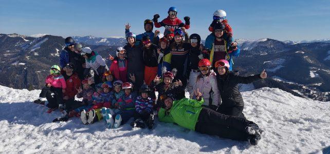 Wintercamp für Kinder und Jugendliche 2020