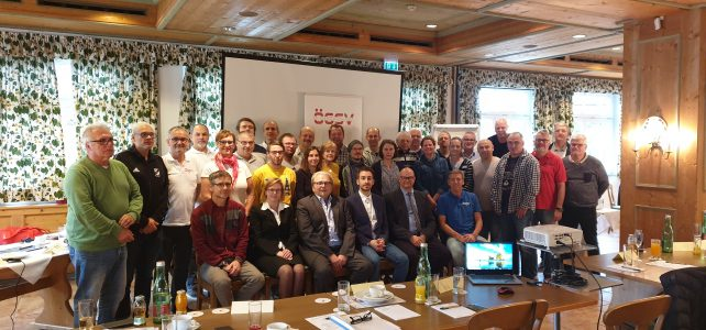 Workshop und Jahresversammlung am 15. und 16. November 2019 in Bergheim