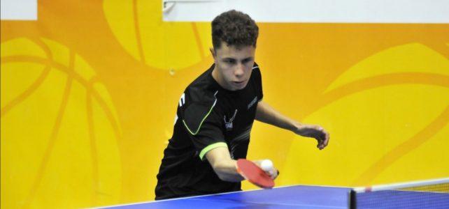Krämer Lukas wird hervorragender Vierter beim Austria Top 10 Tischtennisturnier