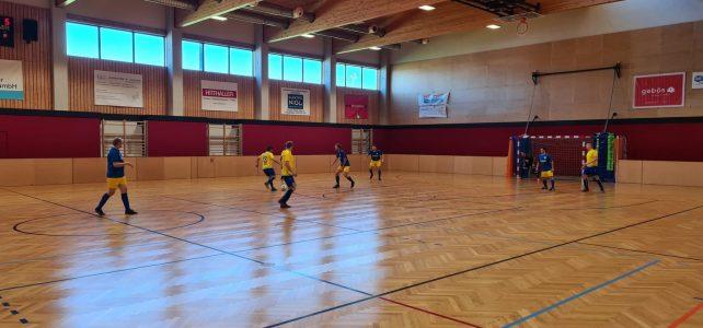Torreiche Spiele in der 1. Runde der ÖM-Futsal 2021